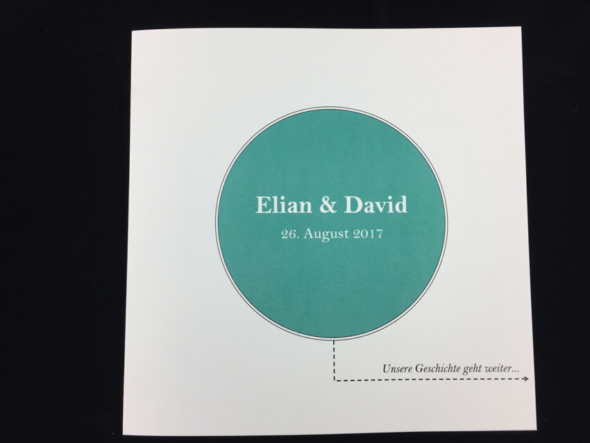Hochzeitskarten Druckerei Erdei Munchen