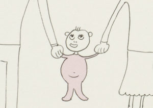 Geburtsanzeige Detail