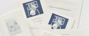 Druckerei München Hochzeitseinladungen